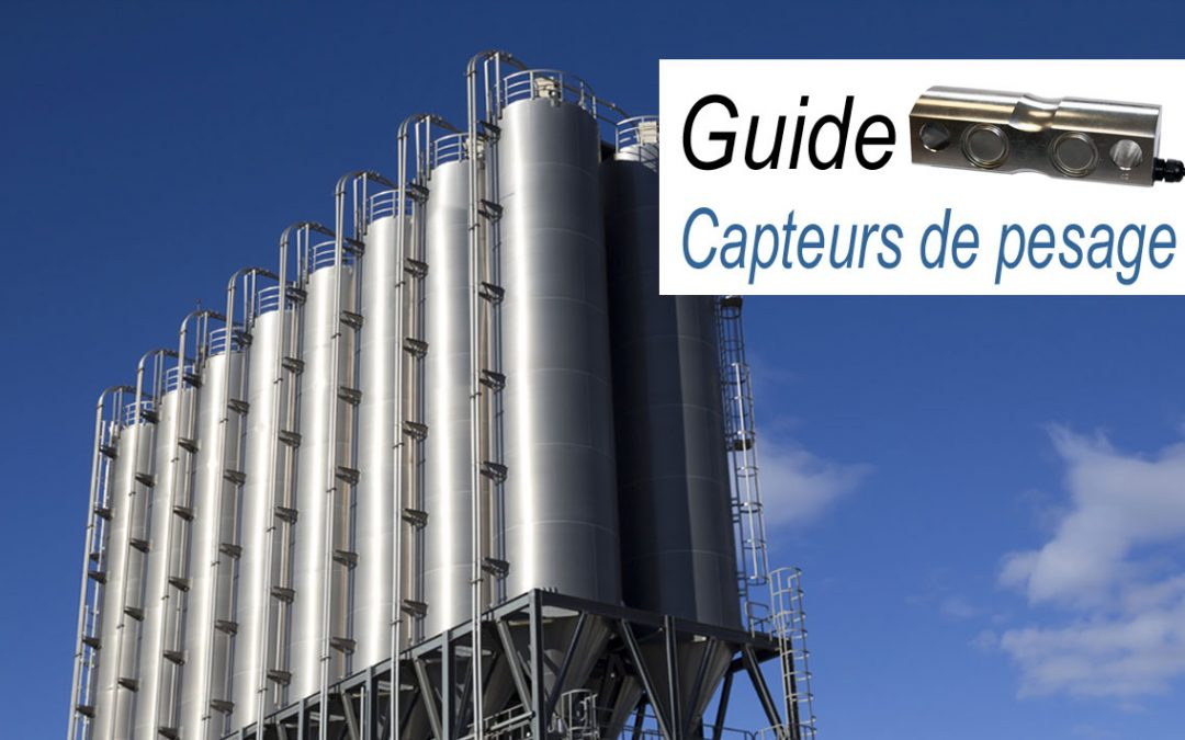 Technique de pesage des silos, réservoirs et trémies