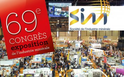 SIM 2020 – Salon des industries extractives – Angers